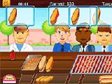 لعبة طبخ في الشارع