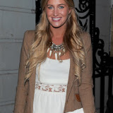 WWW.ENTSIMAGES.COM -  Cheska Hull    at     Claire's - launch party at Kettners, 29 Romilly Street, London April 24th 2013                                                  Photo Mobis Photos/OIC 0203 174 1069