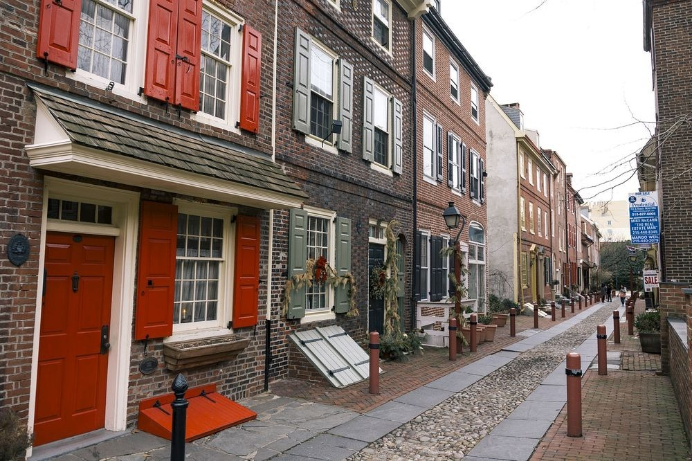 Elfreth's Alley: America's Oldest Residential Street