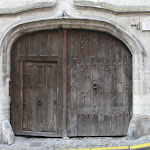Rue Vieille de Paris : ancienne Hôtellerie de l'Ange