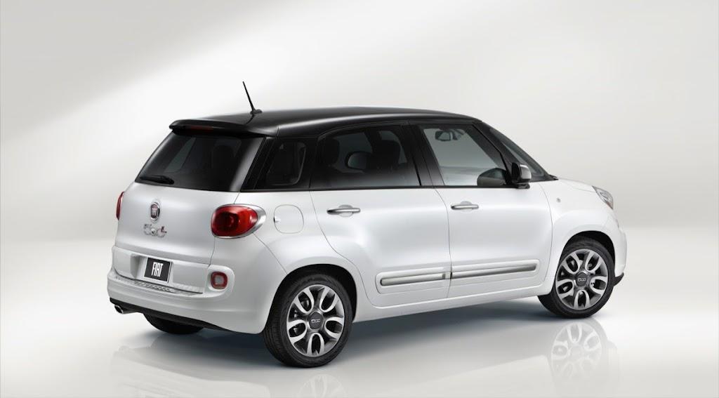 2014 Fiat 500L 3