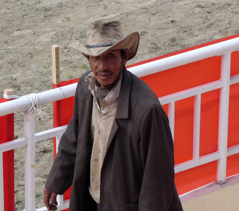 Chine. Yunnan.Shangri la Course hippique annuelle - P1250689.JPG