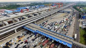 Sampai Senin, 427 Ribu Kendaraan Sudah Kembali ke Jabotabek