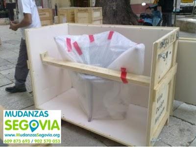 Transportes Ribota Segovia