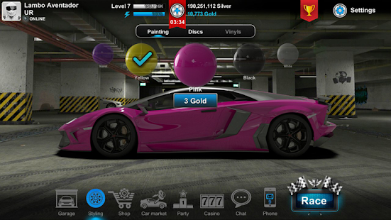 Tuner Life Online Drag Racing Android Apps On Google Play