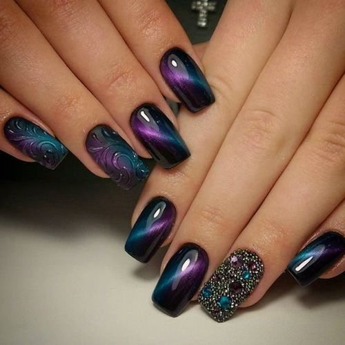 10 Best Winter Nail Art Ideas For 2018 Nails C