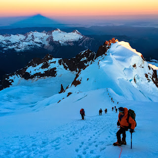 Mt Baker Climb, June 2014
