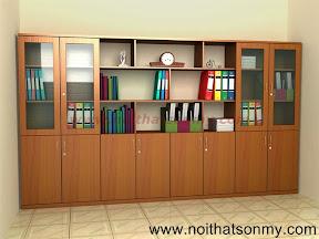 Tủ hồ sơ, tủ di động văn phòng