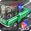 Zoo Animals Capture and Transport icon