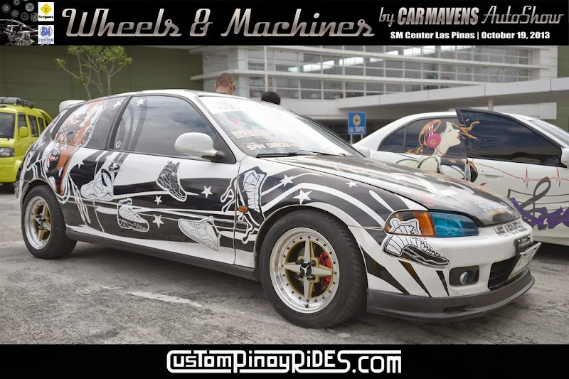 Wheels and Machines The Hot Hatchbacks Custom Pinoy Rides Car Photography Manila Philippines pic4