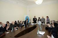 Adunarea Generală a Institutului de Istorie cu privire la alegerea directorului instituţiei