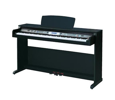 Mc Crypt DP 263 digitale piano