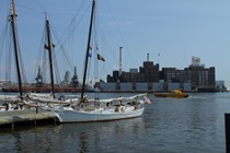 Baltimore waters - great for sailing