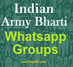 Indian army bharti whatsapp group link