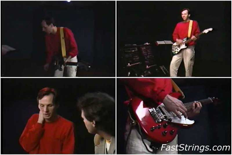 Adrian Belew - Electronic Guitar