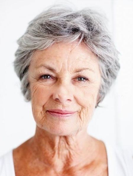 CRAZY SPIKY SHORT HAIRCUTS FOR LADIES &OLDER WOMEN 13