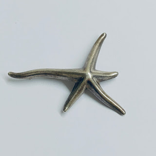 Tiffany & Co. X Elsa Peretti Sterling Silver Brooch
