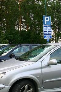 Parkkipaikka - Kuvatoimisto Albumi - www.albumi.fi
