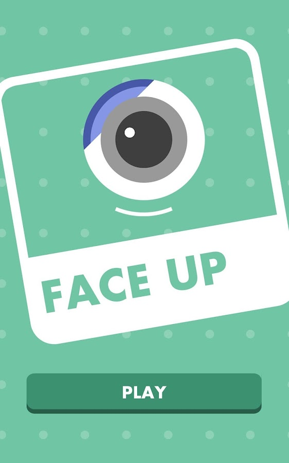 Face Up - The Selfie Game- screenshot
