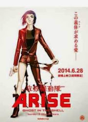 Ghost in the Shell ARISE: border 3 - Ghost Tears - (2014)