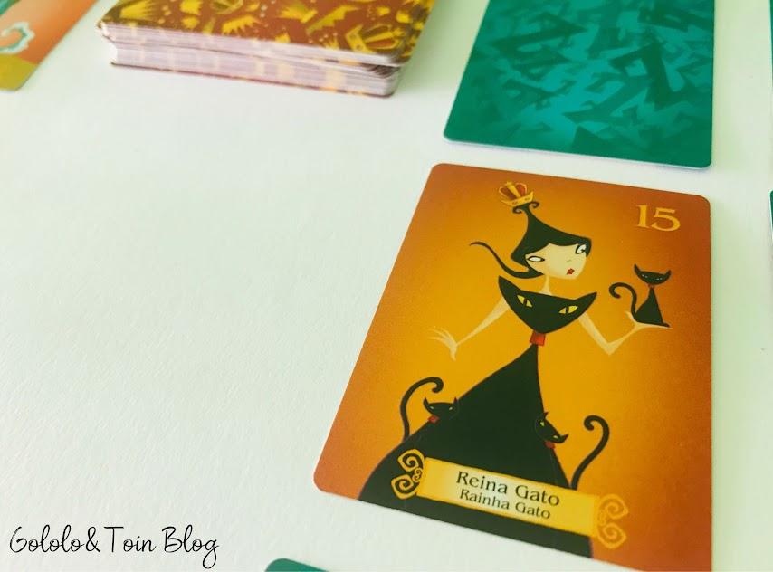 Juegos de cartas Reinas Durmientes