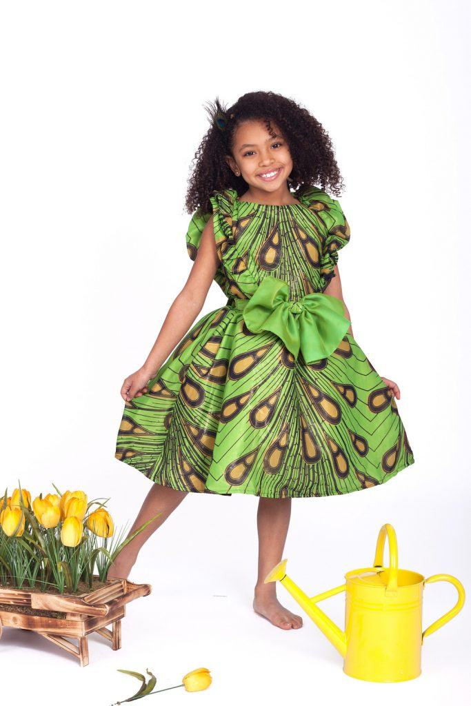 Cute African Babies Attire (African Kids Dresses Styles ) 3