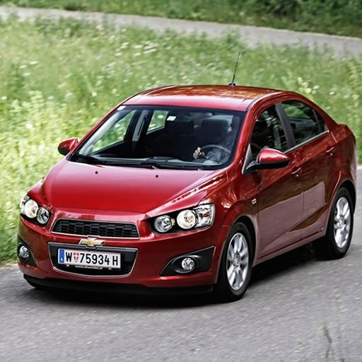 Chevrolet Yeni Aveo Sonic T300 APK