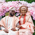 Official Photos From Singer Becca & Dr Sanni Tobi's Wedding.