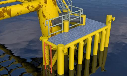 Fixed boat landing visualization | feniks lab