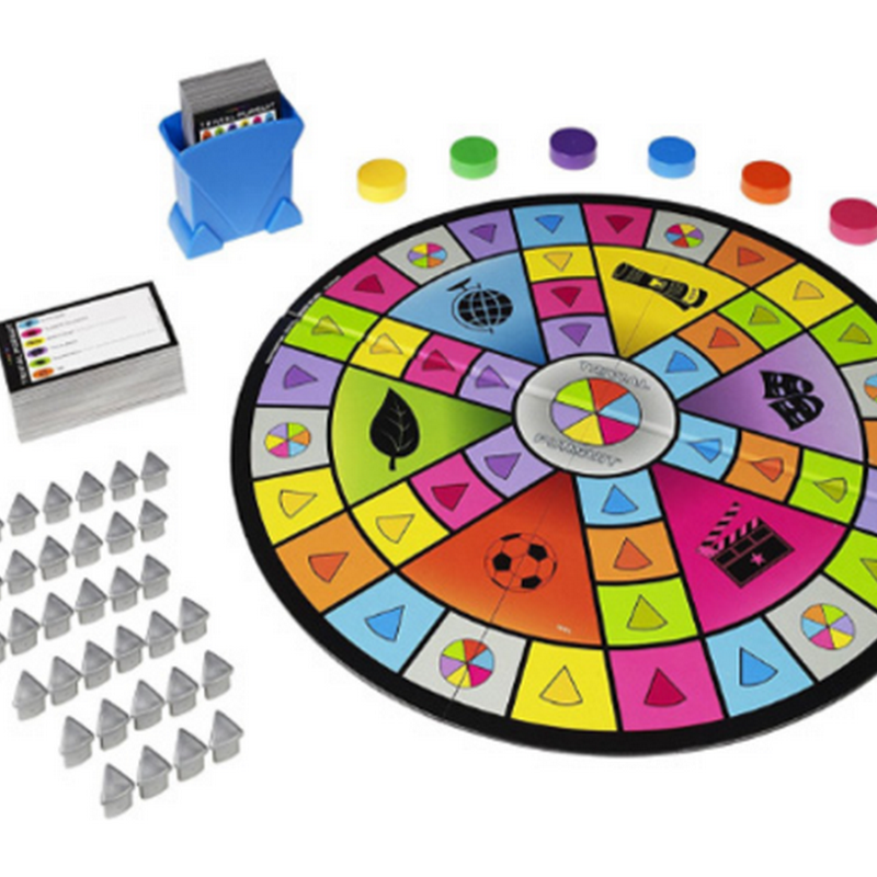 El Trivial Pursuit es uno de los juegos de mesa más populares de la historia