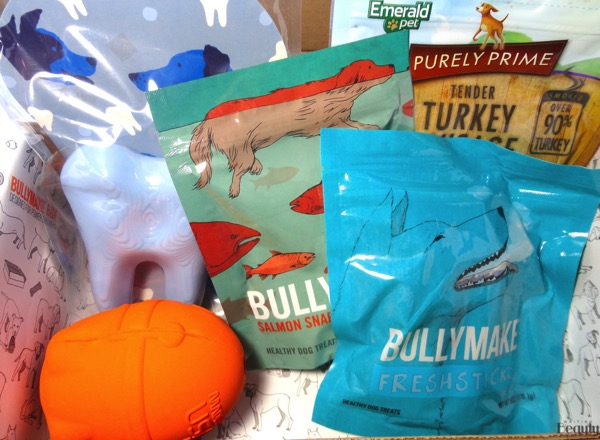 August 2018 Bullymake Box 1
