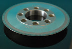 Diamond Dressing Disk NC 40-CVD-120 Diamater 120mm / 4.72