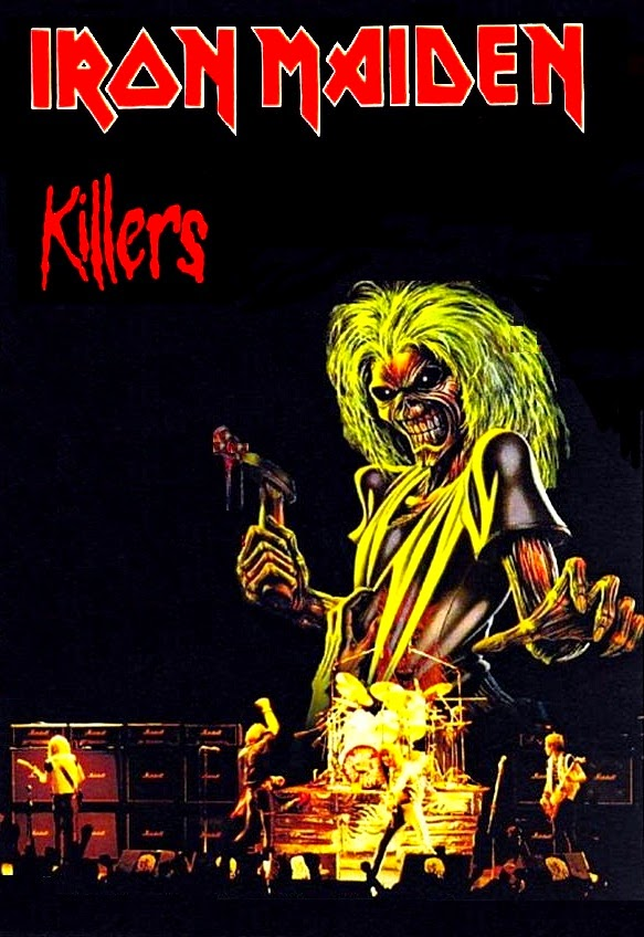 Killers | Iron Maiden – The Beast