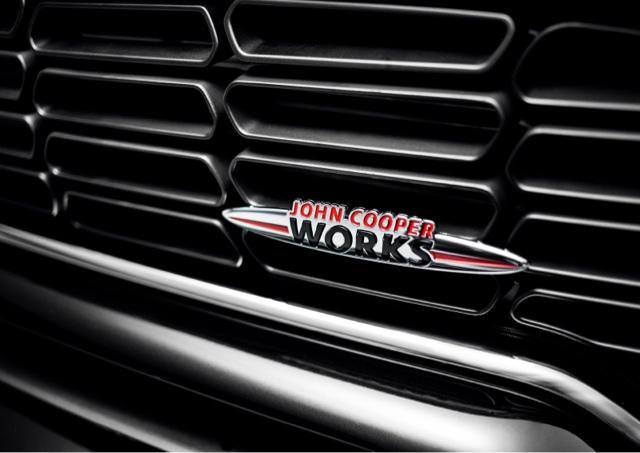 MINI John Cooper Works auf der Detroit Motor Show 2013