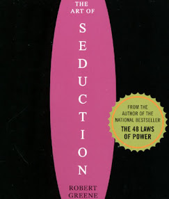Cover of Robert Greene's Book The Art Of Seduction