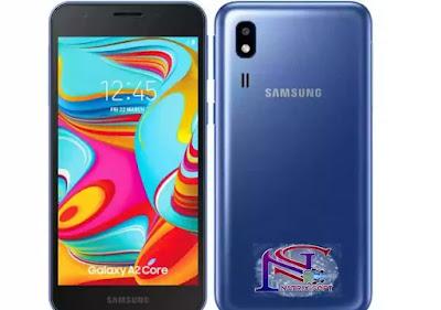 فلاشة Combination Galaxy A2 Core SM-A260F