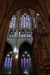 Vitrales. Catedral de León