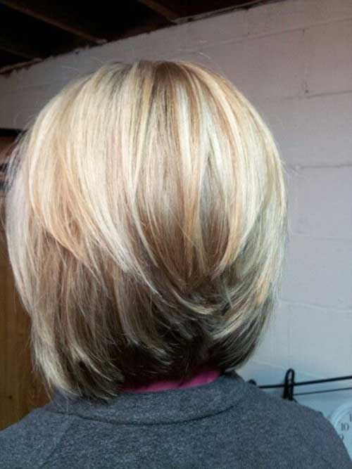 Layered Short Haircuts For Woman In 2018 2