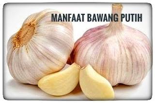 Manfaat mengkonsumsi bawang putih untuk kesehatan