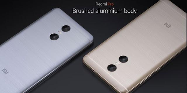 Ini Dia Harga dan Spesifikasi Xiaomi Redmi Pro Proccessor TEN Core dan Dual Camera