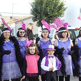 Carnavales Pueblonuevo del Guadiana