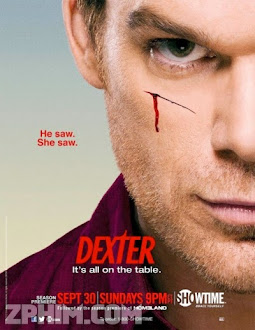 Thiên Thần Khát Máu 7 - Dexter Season 7 (2012) Poster