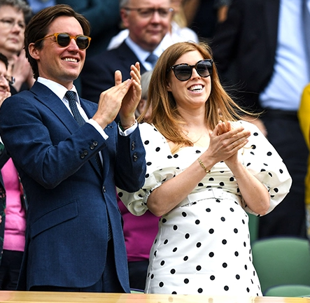 Princess Beatrice welcomes latest royal baby
