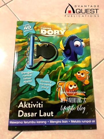 Terima Advantage  Quest Kerana Bantu Mahirkan Bahasa Melayu Firash 7
