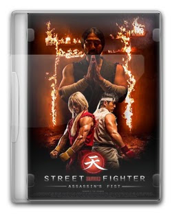 Street Fighter: Punho do Assassino – HDRip AVI + RMVB Legendado