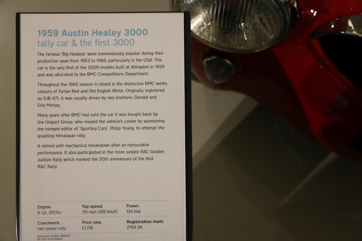 The British Motor Museum 0508.JPG