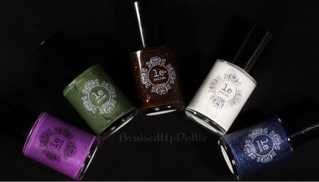 Le Polish Ex-Women Collection