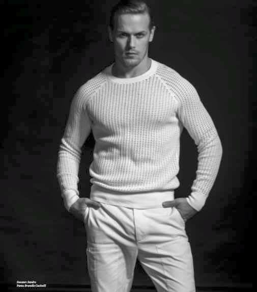 Sam Heughan Awesome Profile Pics - Whatsapp Images