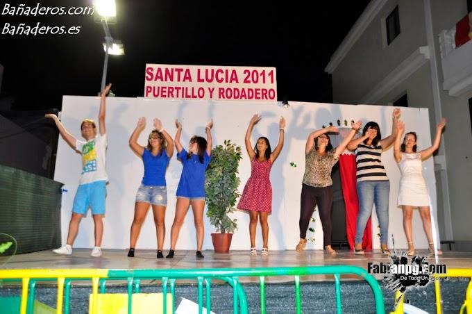 Festival de la Juventud Fiestas en Honor a Santa Lucía 2011 El Puertillo