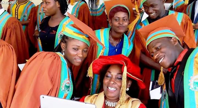 PAYMENT OF FEES FOR STUDENTS OF AKWA IBOM STATE UNIVERSITY